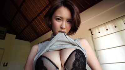 Sena Natsuki nice cleavage pics