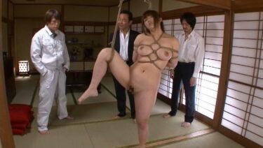 Shibari (Rope Bondage) Japanese AV 122 Porn Pics