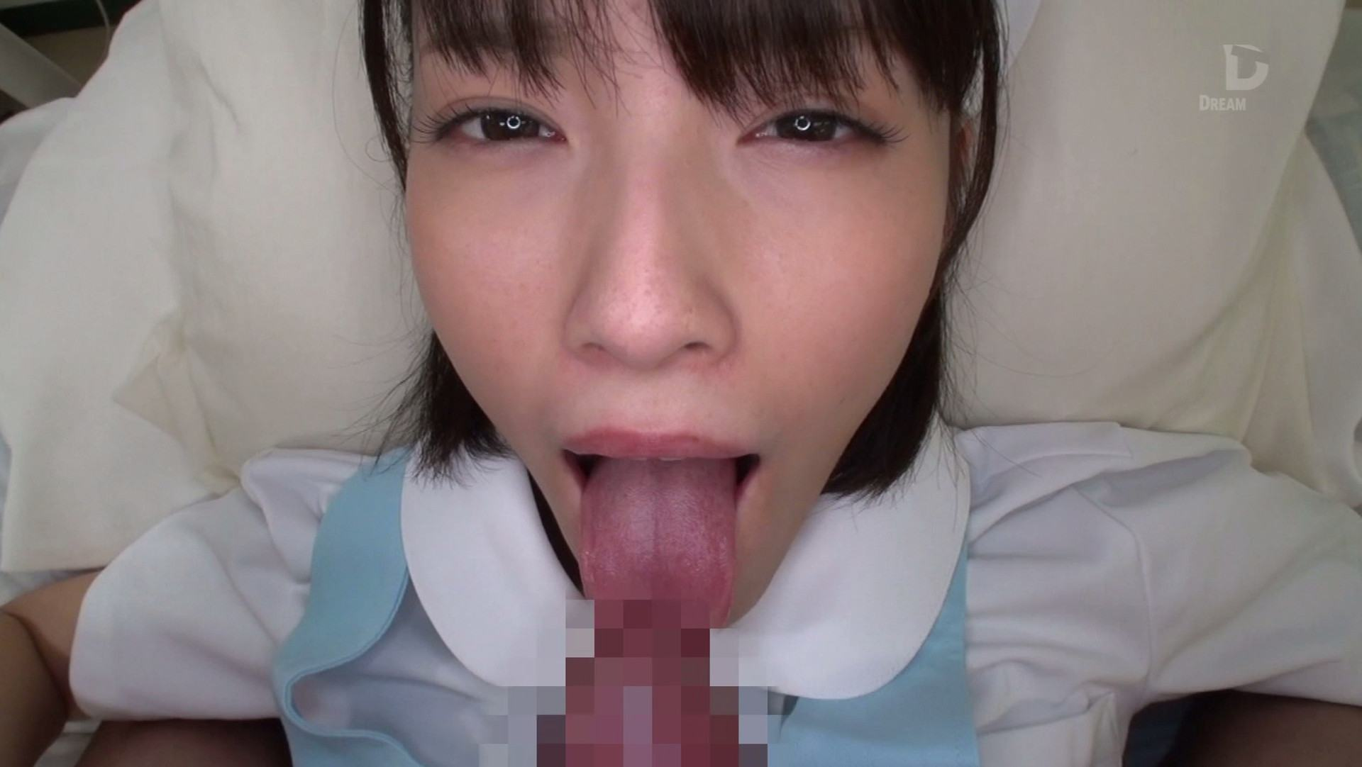 Pics of Kana Morisawa having a blowjob