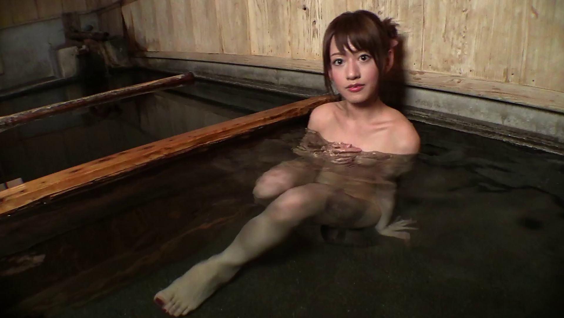 Pics of Airi Kijima naked in a onsen