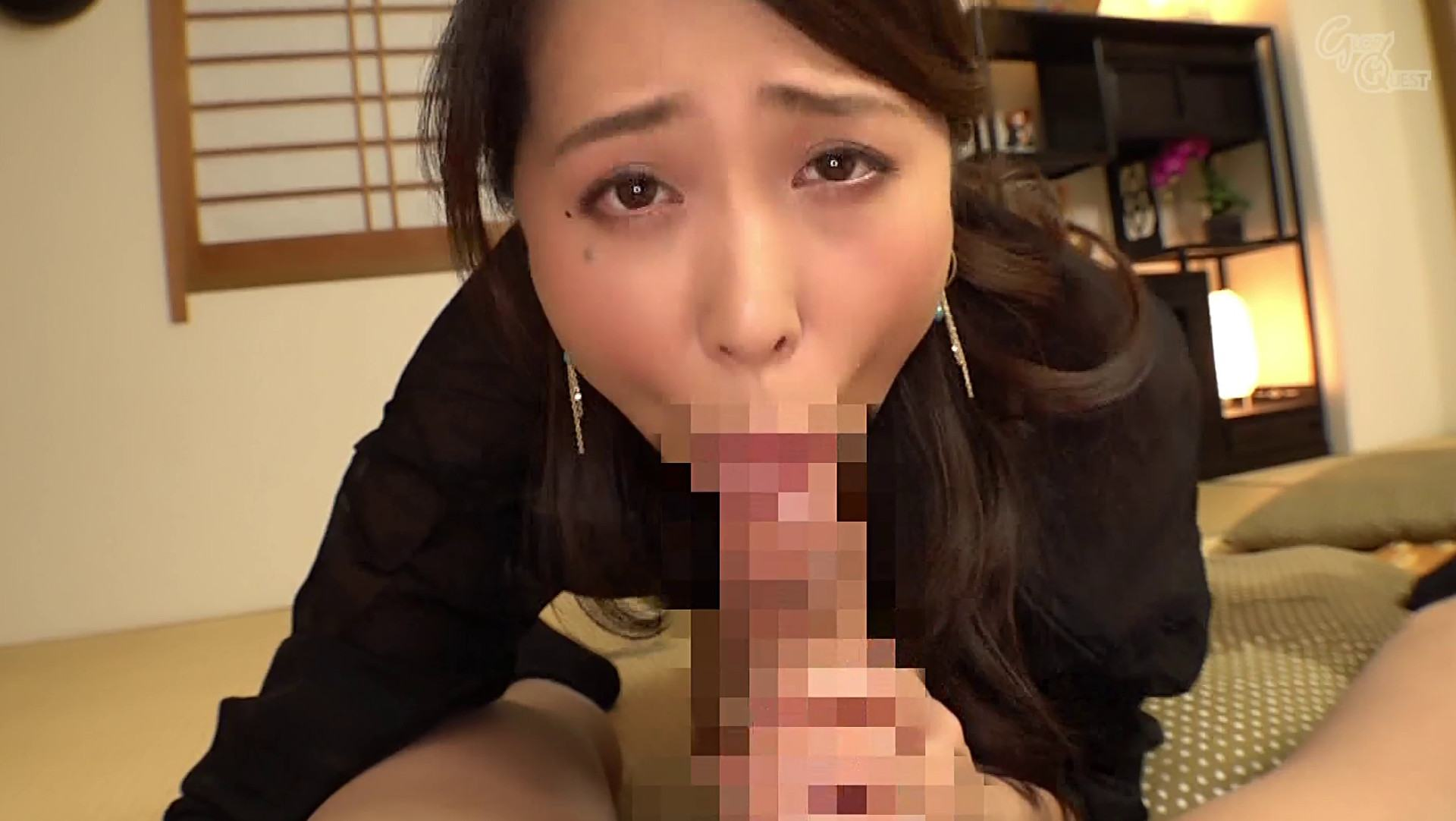 Pics of Miho Tono having a blowjob