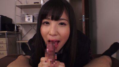 Pics that Noa Eikawa is doing blowjob