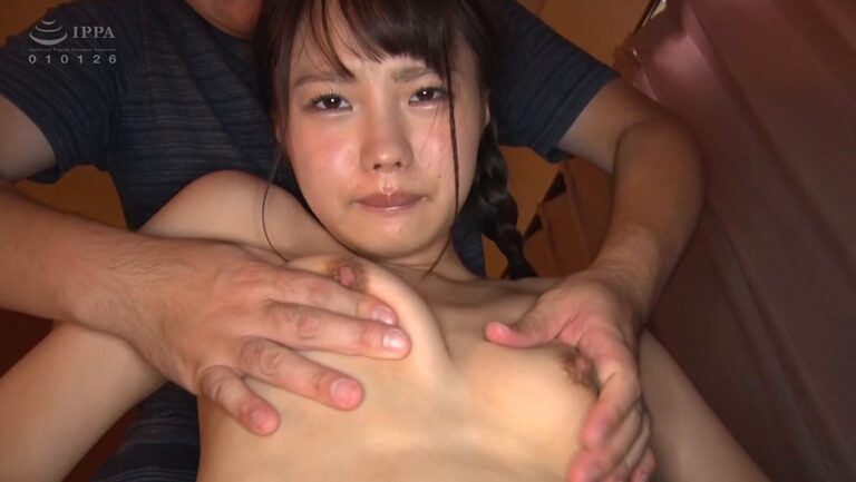 Porn pics of Japanese pornstar Ichika Matsumoto being rubbed with tits