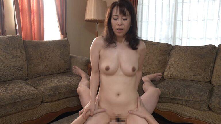 Porn pics of Japanese mature Kaoru Yuki having sex in cowgirl