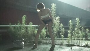 Porn pics of Japanese amateur girls masturbating outdoors